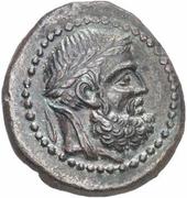 Bronze Æ21 (Kephaloidion) – avers