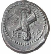 Bronze Æ21 (Kephaloidion) – revers