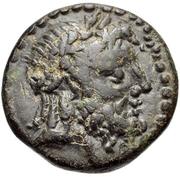 Bronze Æ20 (Keramos) – avers