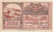 20 Heller (Kettenreith) -  avers