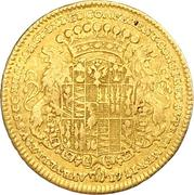 1 ducat Johann Joseph – revers