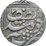 1 Tenga - Muhammad Khudayar Khan – revers