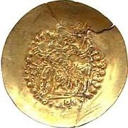 Dinar - Varahan Kushanshah II - Peroz III (3rd version, Kushano-Sassanian style, unknown mint) – revers
