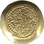 Dinar - Kidara I (2nd version, Kushano-Sassanian style, unknown mint) – revers