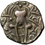 Dinar - Kidara Kushana Sri Pratapaditya II – revers