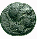 Bronze Æ13 (Kimolos) – avers