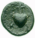 Bronze Æ13 (Kimolos) – revers