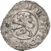 Denier - Henry II (First reign) – revers