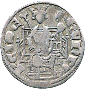 ½ Gros - Henri II (premier règne) – avers