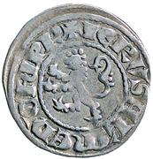 ½ Gros - Henri II (premier règne) – revers