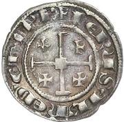 ½ Gros - Henri II – revers