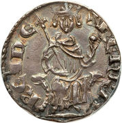 Gros - Henri II (second règne) – avers