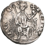 Gros - Henri II (premier règne) – avers