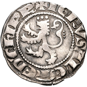 Gros - Henri II (premier règne) – revers