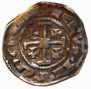 ½ Gros - Hugh IV (no field marks) – revers