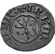 Denier - Hugues III de Lusignan – revers