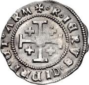 ½ Gros - Jean II – revers