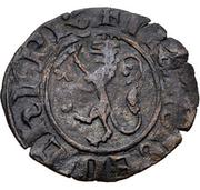 Denier - Hugues IV de Lusignan – revers
