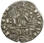 ½ Gros - Hugues IV – avers
