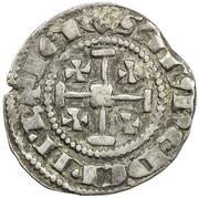 ½ Gros - Hugues IV – revers
