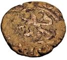 Denier - Janus ou Jean  II – avers