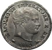5 soldi - Napoléon I – avers