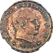 15 soldi - Napoléon I – avers