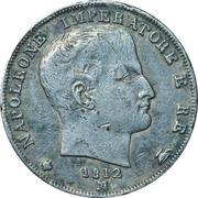 1 lira - Napoléon I – avers