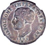 1 Soldo - Napoléon I (Essai) – avers
