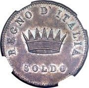 1 Soldo - Napoléon I (Essai) – revers