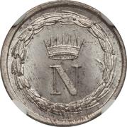 10 centesimi - Napoléon I – avers