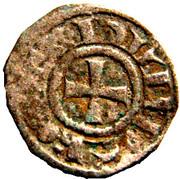 Obole à la Tour de David Baudouin III serie Fine -  avers