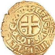 "Bezant ""Saracen"" - Anonymous Crusader imitation - 4th type - Acre – revers"