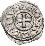 Obole à la Tour de David Baudouin III serie Fine – avers
