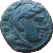 Chalque de Philippe II (Royaume de Macédoine) – avers