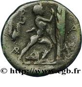 Hémiobole d'Antigone II Gonatas – revers