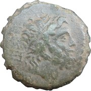 Hémiobole d'Amphipolis – avers