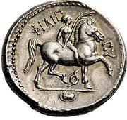 Tetradrachm - Philip II -  revers