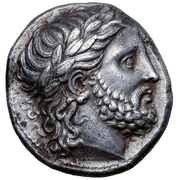 Tetradrachm - Philip II (Pella) – avers