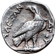 Diobol - Alexander III (Amphipolis) – revers