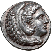 Tetradrachm - Alexander III (Arados) – avers