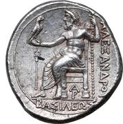 Tetradrachm - Alexander III (Arados) – revers