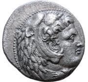 Dekadrachm - Alexander III (Babylon) – avers