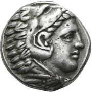 Tetradrachm - Kassander (Amphipolis) – avers