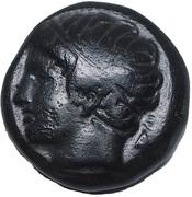 Hemiobol - Philip II. – avers