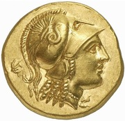 Stater - Alexander III (Amphipolis) – avers