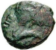 1 nummus Gunthamund (Carthage) – avers