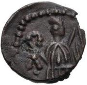 1 nummus Thrasamund (Carthage) – revers