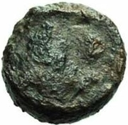 1 nummus Roi Incertain (Carthage) – avers