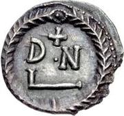 50 denarii Gélimer (Carthage) – revers